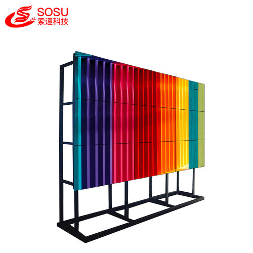 3D  LCD video wall original high quality