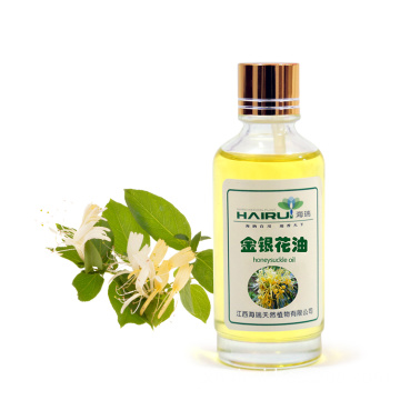 Chinese herb Honeysuckle oil extract essential oil OEM/ODM