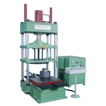 Motor Stator Core Cleating Machine 40 tons