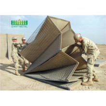 Steel Welded Hesco Barrier for Slope Protection