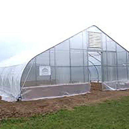 Gothic Sing Span  Greenhouse for Vegetables Flowers