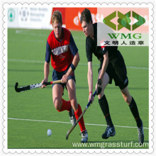 Rubber Landscape Artificial Grass for Hockey Court
