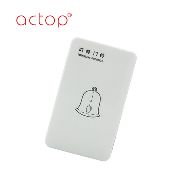 ACTOP doorbell for smart hotel