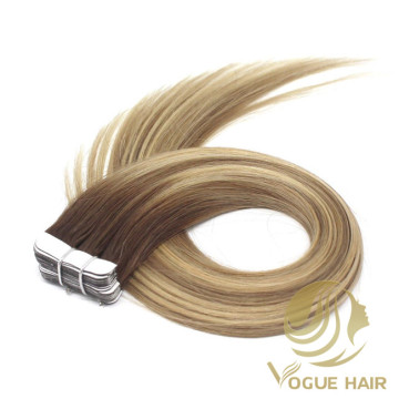 Colored tape in hair extensions on sale