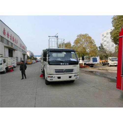 Brand New Dongfeng multipurpose commercial sweeper truck