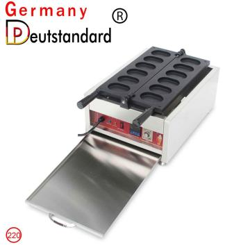 Digital egg waffle machine stainless steel with CE