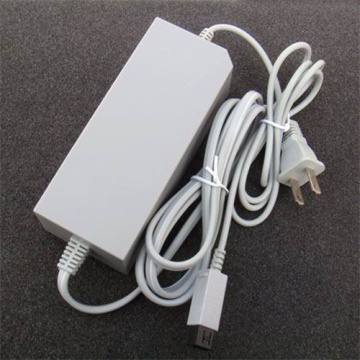 OSTENT US Type AC Wall Adapter Power Supply Replacement for Nintendo Wii Console Video Game