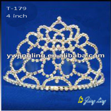 Wholesale Crystal Tiara Pageant Crown