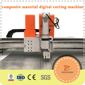 Cutting Machine For Kevlar Cloth Composite Material