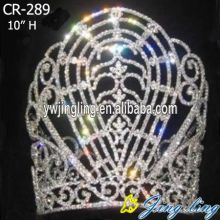 Light Up Crown Fashion Tiara Women Party