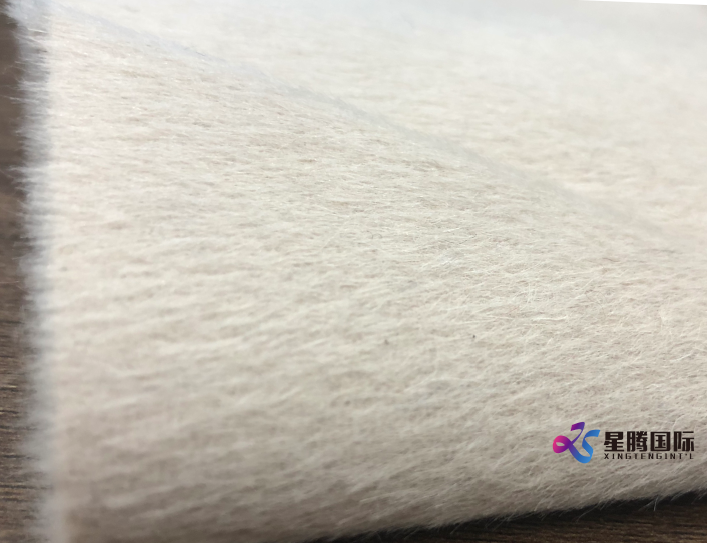 Deluxe 90% Wool 10% Alpaca Blended Fabric