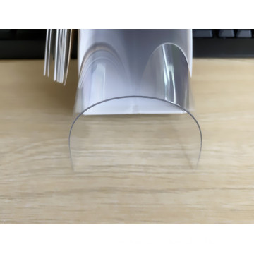 0.5mm clear plastic polycarbonate film protection film