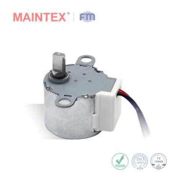 Stepper Motor with Gearbox |4 Phase Stepper Motor