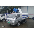Cheap new energy electric small mobile refuse truck