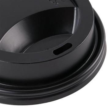 Virgin Colored Hot Drink Cup Lids PS Film