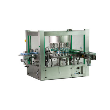 Labeling machine for BOPP material label