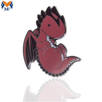 Gift Metal Custom Marvel Enamel Dinosaur Pins