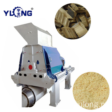 YULONG wood shaving   crusher