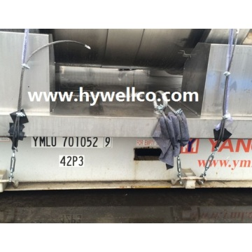 Dyestuff Powder Mixing Machine