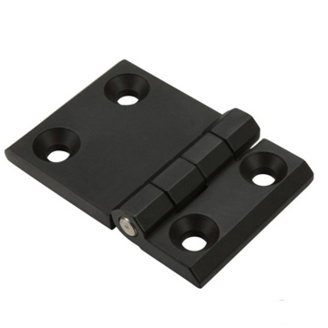 Black Powder Coating ZDC Industry Cabinet Hinge