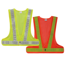 Safety vest  snaps example