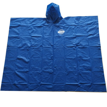 PVC Reusable Emergency Vinyl Rain Ponchos