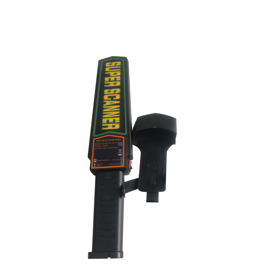 foldable handheld metal detector