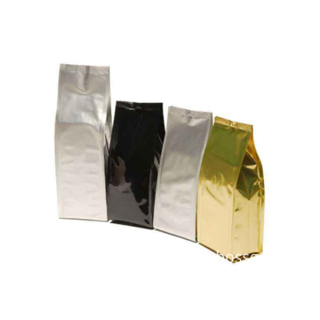 Side Gusseted Coffee Pouch Bags with Valve