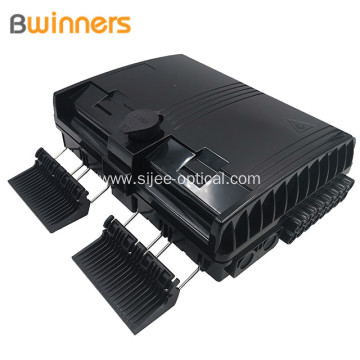Ftth Fiber Optic Distribution Box 16 Ports Waterproof