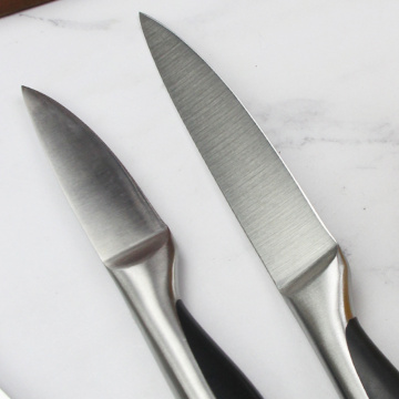 High quality kitchen knife set customized
