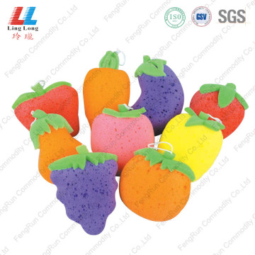 Wondrous Fruit Vivid Bath Sponge