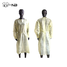 Disposable  Safty isolation  gowns