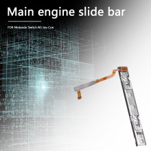 Practical L R Slide Rail Left Right Sliders Multi-functional Classic Texture Railway Replacement Parts for NS Controller