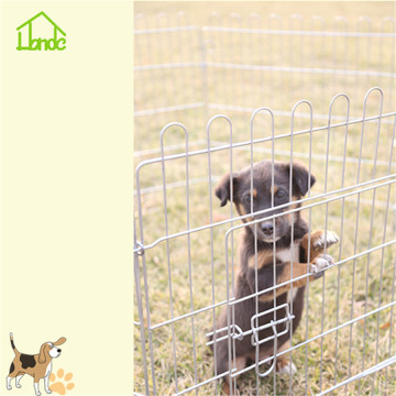Puppy metal silver folding playpens for sale