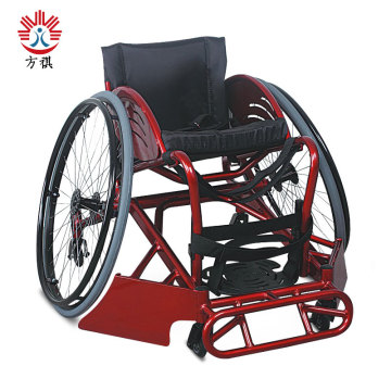 Rugby Defensive Sport Wheelchair For Disabled