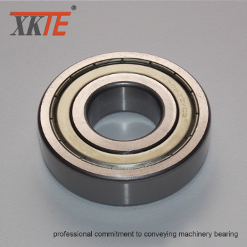 6306 ZZ C3 Bearing For HDPE Idler Conveyor