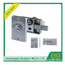 SDB-034SS Wholesales Sliding Lock Aluminum Alloy Garage Door Safety Guard Bolt