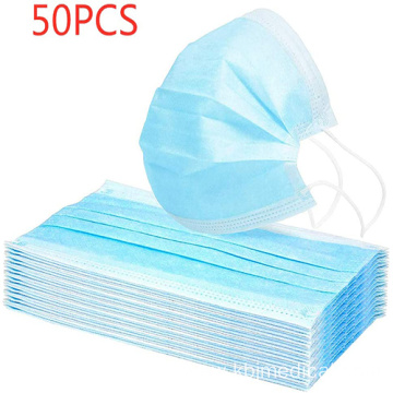 Disposable Surgical Mask for Germ Protection