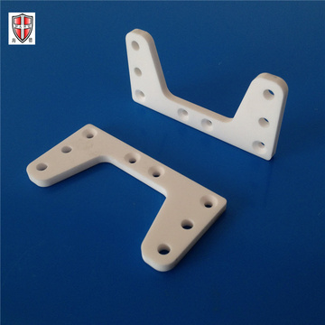 customized ZTA zirconia alumina ceramic parts