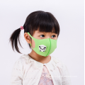 Polyurethane Sponge Children Face Mask with valve