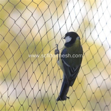 Easy Install Reusable HDPE Mesh Bird Netting