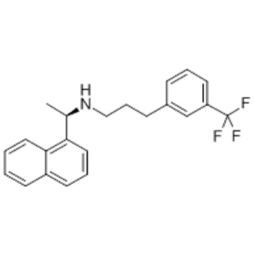 1-Naphthalenemethanamine,a-methyl-N-[3-[3-(trifluoromethyl)phenyl]propyl]-,( 57371335, 57193751,aR) CAS 226256-56-0