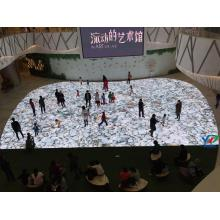 PH4.81 professional Dance Floor LED Screen