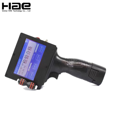 Portable Handjet Handheld Inkjet Printer Date And Serial
