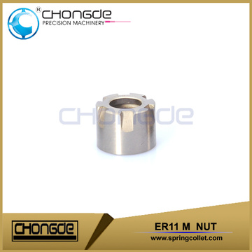 High speed high accuracy ER11 M Type nuts