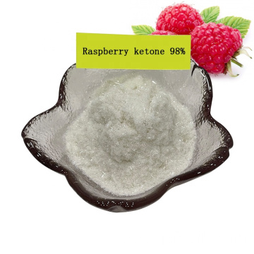 factory supply high quality raspberry ketone 98%/raspberry extract powder