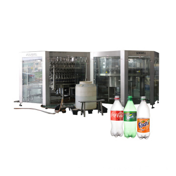 Carbonated Beverage Bottling Production Line