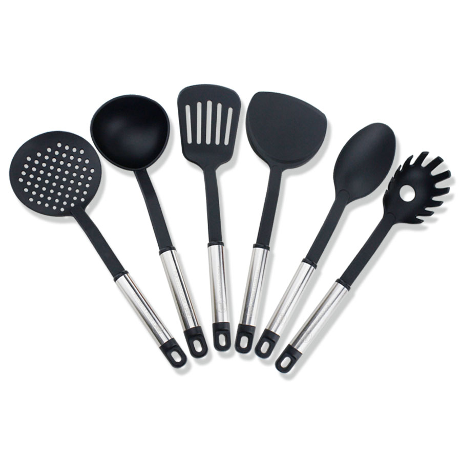 6PCS Nylon Kitchen Utensils