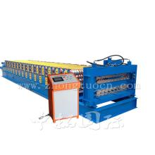 High Quality Double Layer Roofing Sheet Roll Forming Machine