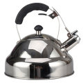 Stainless Steel Whistling Teapot with Capsule Bottom
